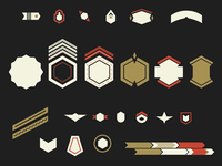 Bivouac Badges