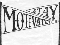 Stay Motivated - To Resolve Project