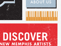 Discover New Memphis Artists