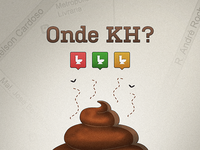 Onde KH? - Splash Screen