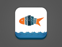 Peixe Urbano Iphone - Icon