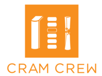 The new Cram Crew logo