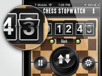 Chess Stopwatch App