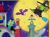 Halloween FunStuff for National Geographic for Kids