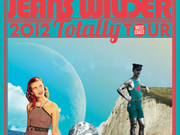 Jeans Wilder 2012 'Totally' West Coast Tour Poster