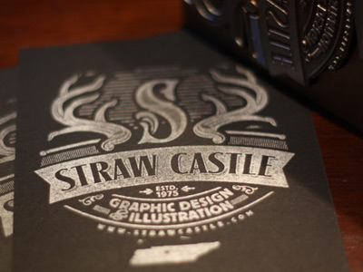Strawcastle-stamp-dribble