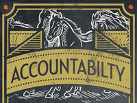 Accountability - Coffee Label