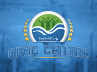 Civic Centre Logo - In the Works
