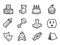Icon Assortment