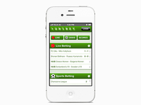 Unibet iPhone