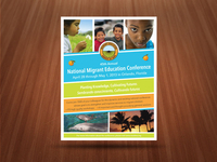 Brochure Cover - Annual National Migrant Education Conference