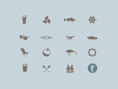 "Tonka Beer ""Enjoyment"" Icons"