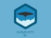 Cloud City Badge