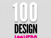 100 Design Lovers