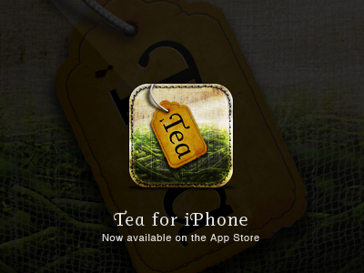 Teaappicondribbble