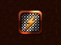 Lightning App Icon Take 2