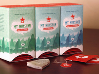 Mt. Huashan Tea Final Packages