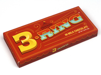 3-Ring Chocolate Bar