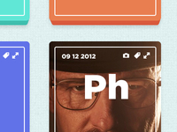 Breaking Bad Tumblr Theme