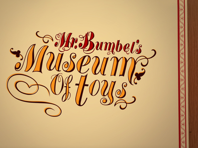 Mr.Bumbel's Museum of Toys