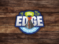 The EDGE Waterpark logo