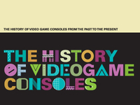 The History of Video Game Consoles Cover
