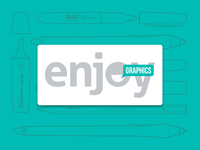 Enjoy Graphics Logo