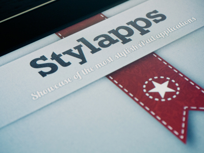 Stylapps_first_screen