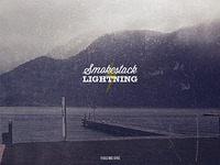 Smokestack lightning mix cover