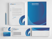 Insurerisk Corporate Identity Branding