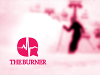 The Burner - skiing