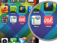 inklink app (home screen icon)