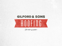 Gilford and Sons Logo
