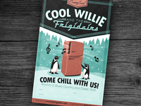 Cool Willie - Final Poster