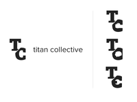 Titan Collective Logo Draft 1