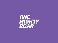 One Mighty Roar Refresh Concept
