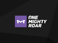 One Mighty Roar Logo
