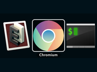 Chrome/Chromium Icon by Matt Rossi