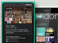 Unlike City Guides for Windows Phone