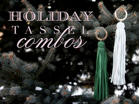 Holiday Tassel Combos Promo