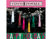 Holiday Promo for All Tassels