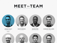 Symfono / Meet The Team