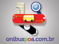 Bus Icon- Onibuspoa