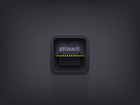 Storage icon (Tribute to Kamil Khadeyev)