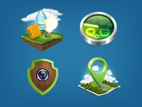 Icons for site