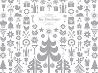 Dorchester Christmas Booklet Cover
