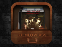 Filmloverss App Icon