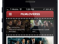 Filmloverss iPhone App