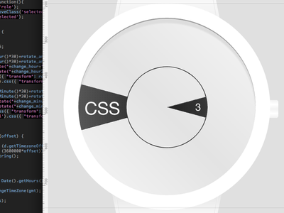 Mask Watch CSS3
