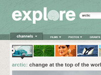 Explore Arctic Theme